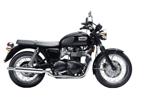 Thriumph Bonneville T100